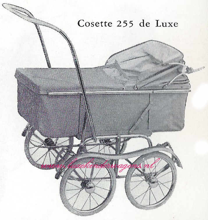 Cosette 255 de Luxe
