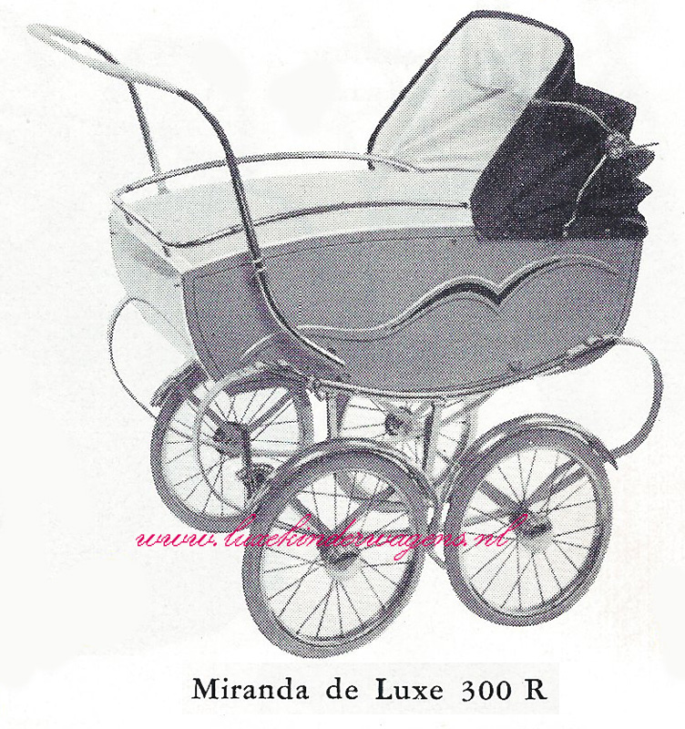 Miranda de Luxe 300 R