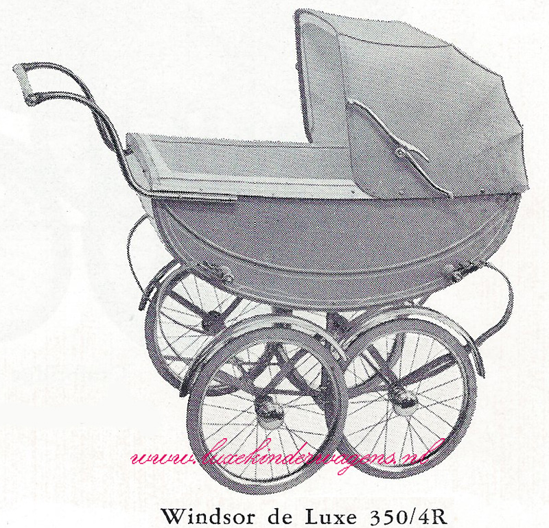 Windsor de Luxe 350-4Ra