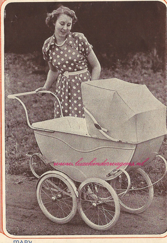 Mary 1952