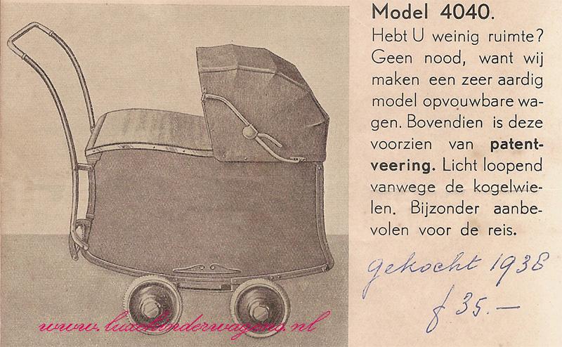 Model 4040