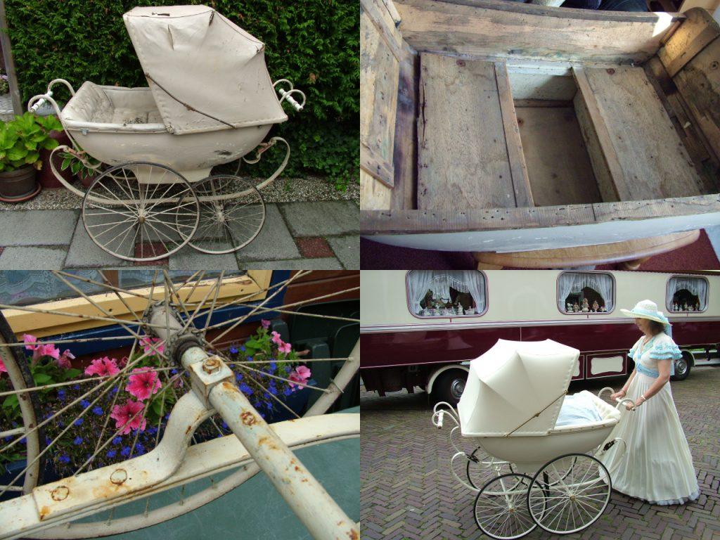 Simonis tweelingwagen/meerlingwagen