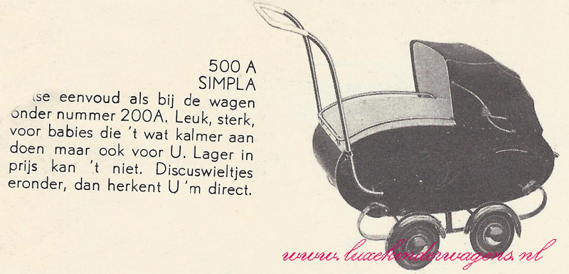 500 A Simpla