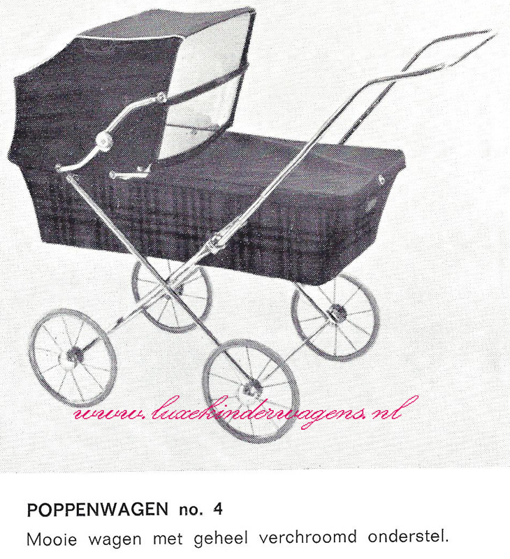 Poppenwagen No. 4