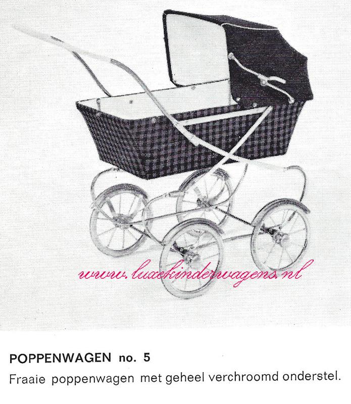 Poppenwagen No. 5