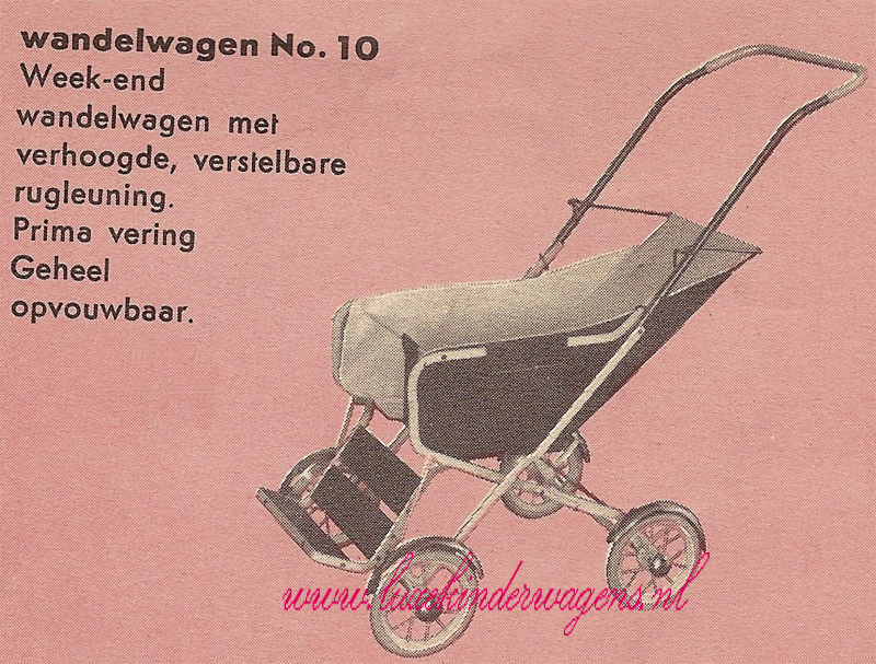 Wandelwagen No. 10