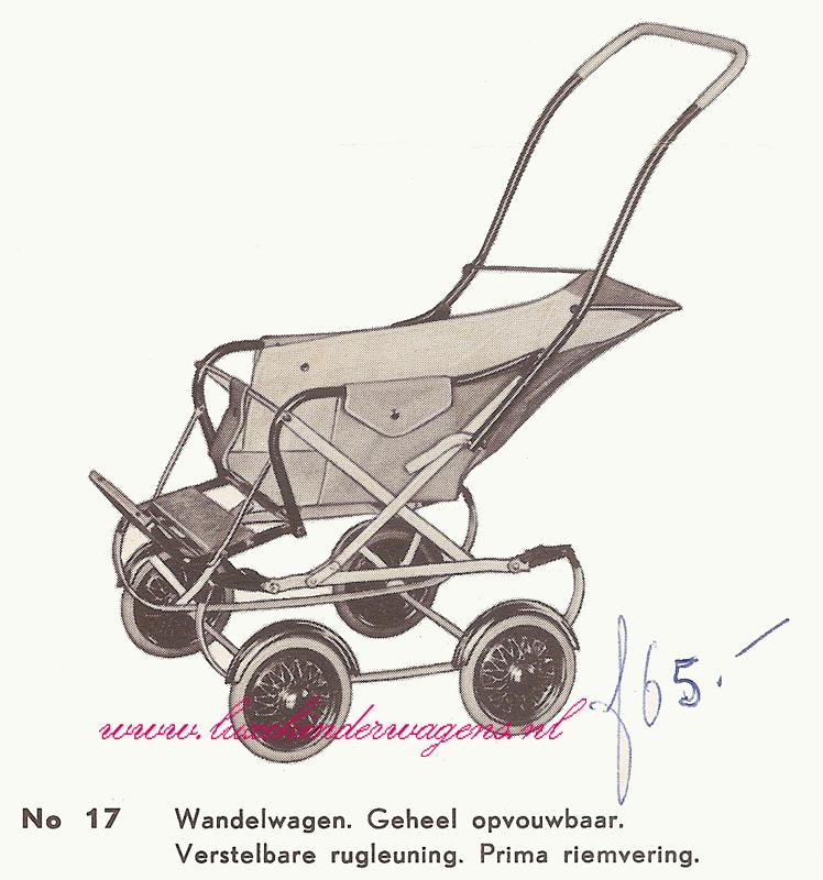 Wandelwagen No. 17