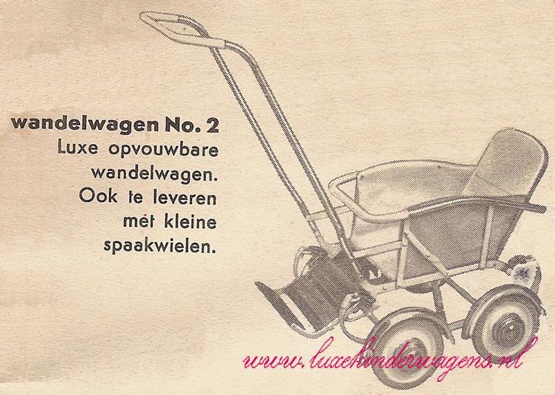 Wandelwagen No. 2,