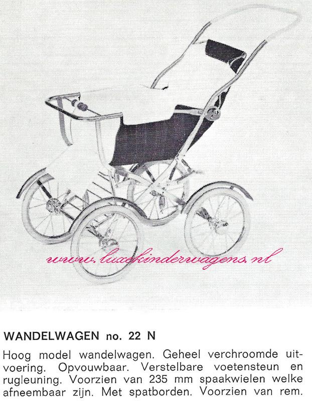 Wandelwagen No. 22 N