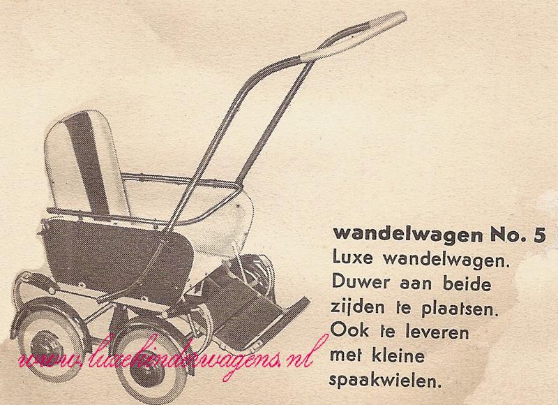 Wandelwagen No. 5