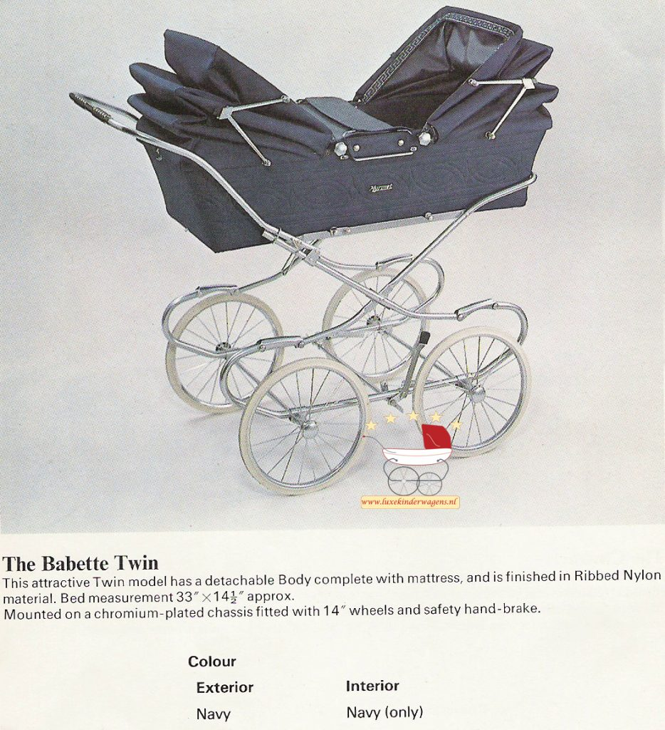 Babette Twin 1976