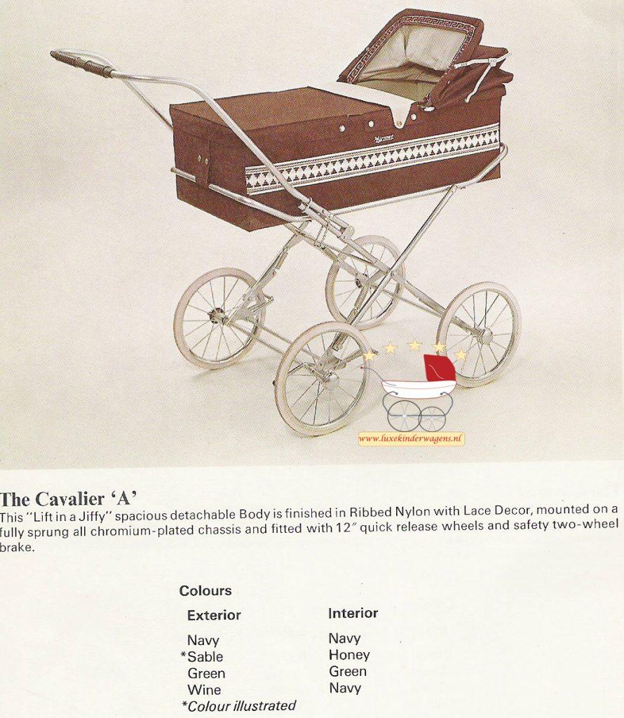 Cavalier A, 1976