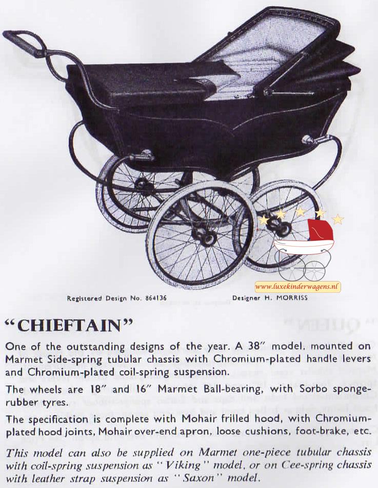 Chieftain, 1951