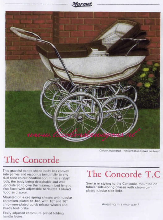 Concorde, 1964