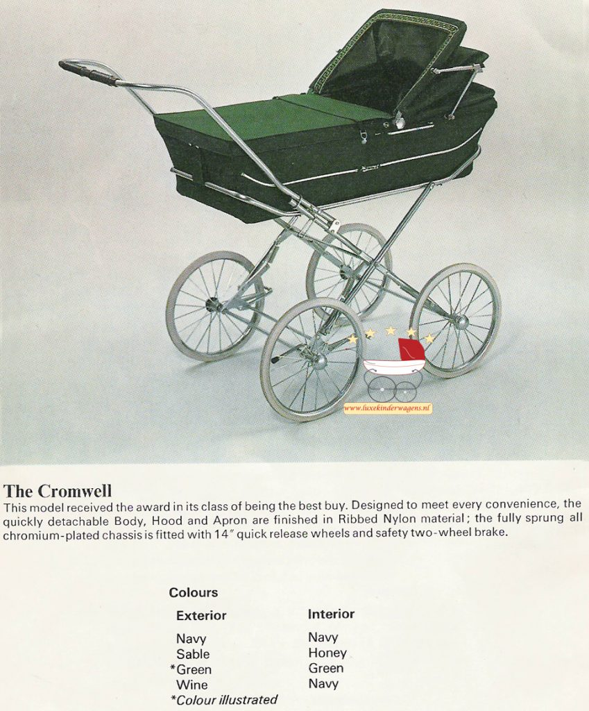 Cromwell, 1976