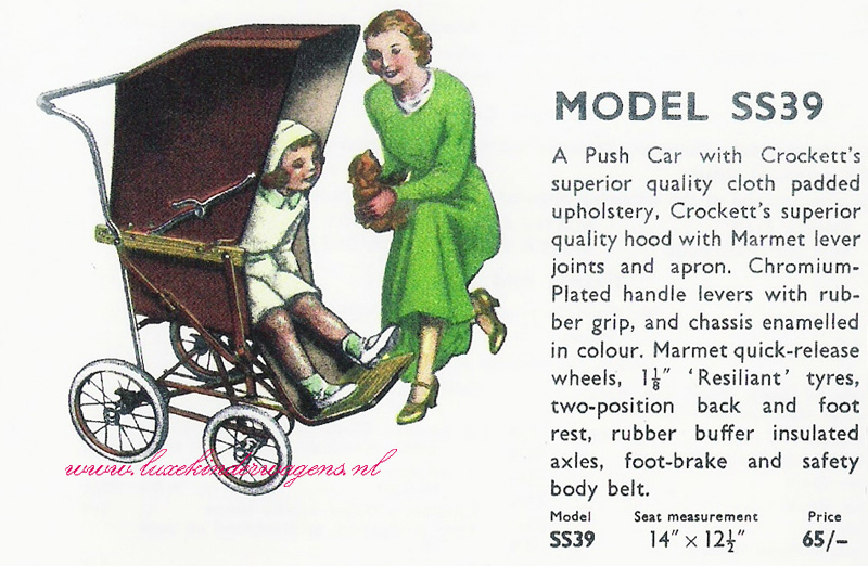 Model SS39, 1939
