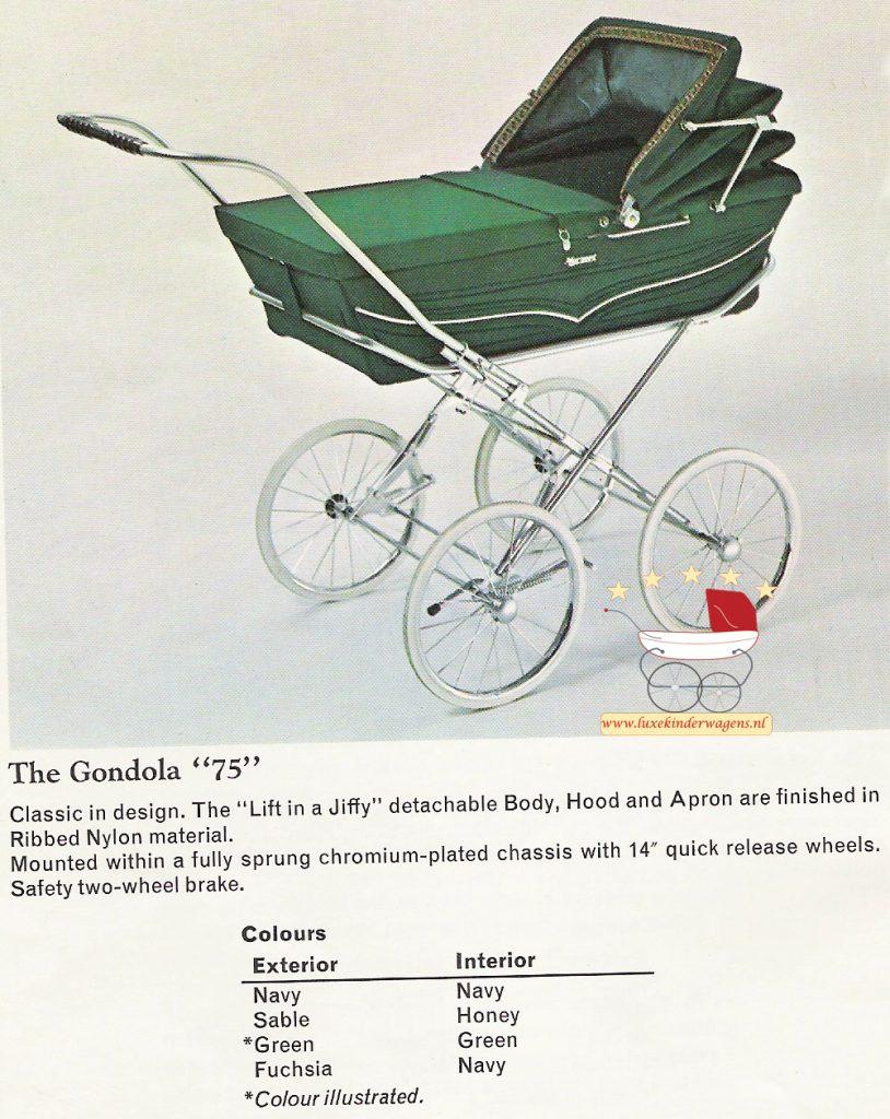 Gondola, 1975