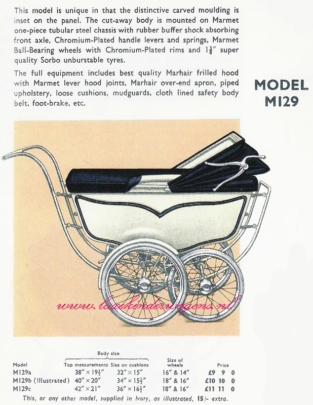 M129, 1939