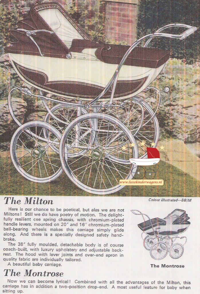 Milton/Montrose, 1964