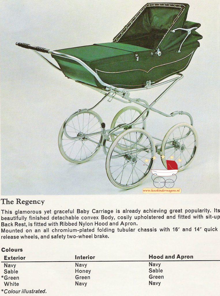 regency, 1975