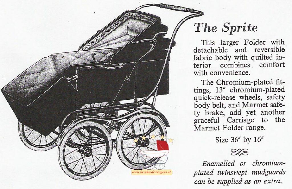 Sprite, 1960-1963