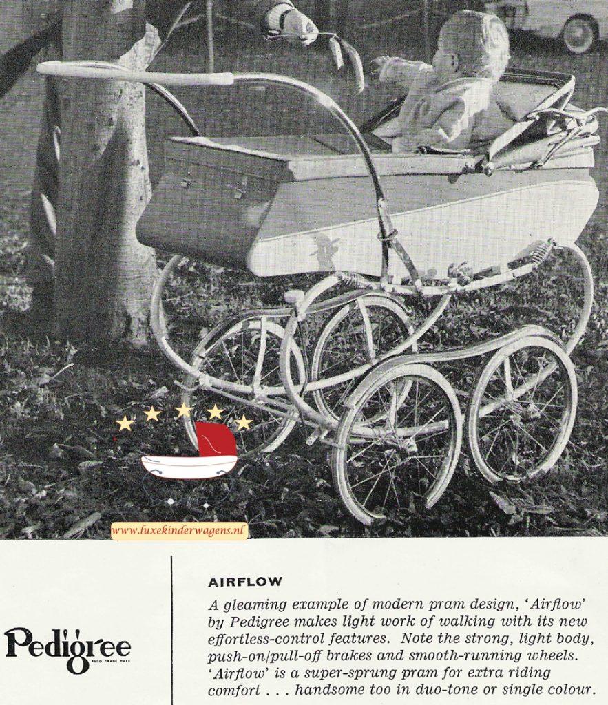 Pedigree Airflow 1961