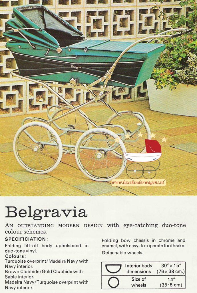 Pedigree Belgravia 1972