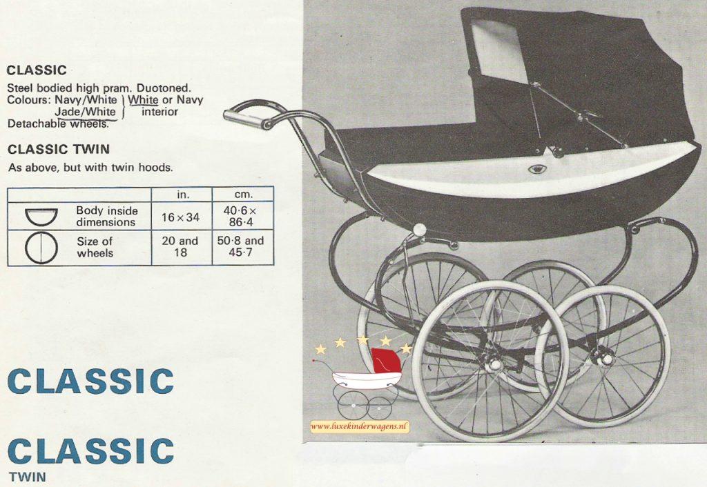 Pedigree Classic mid 60s - 1970