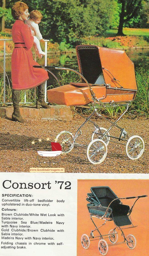 Pedigree Consort 1972