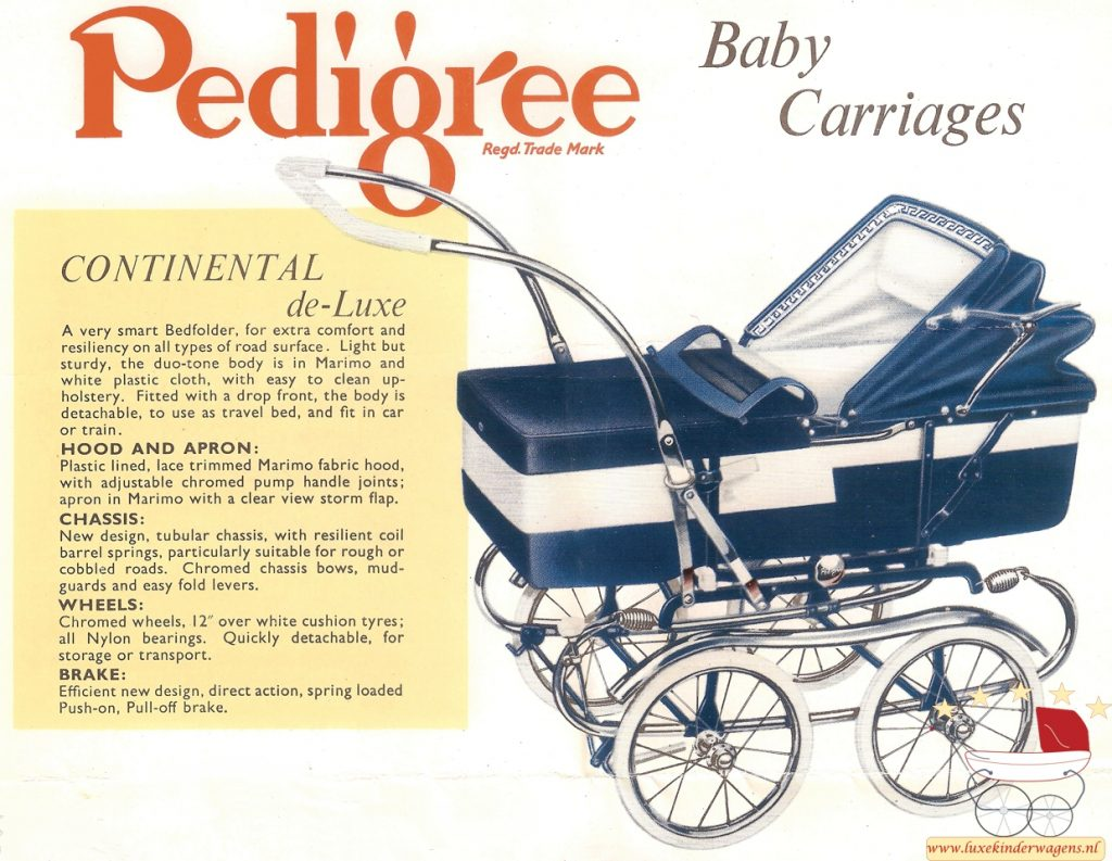 Pedigree Continental de Luxe 1959