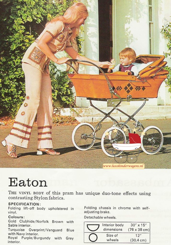 Pedigree Eaton 1972