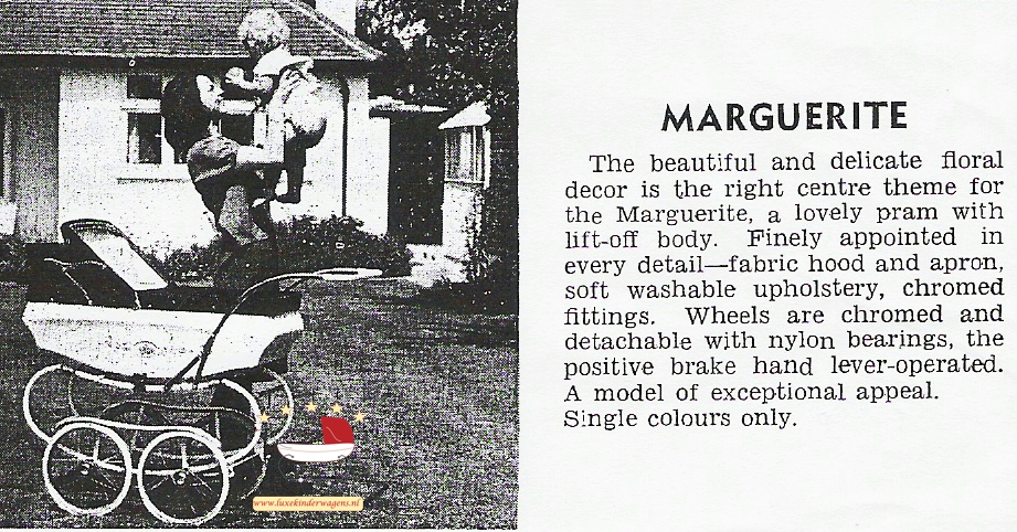 Pedigree Marguerite mid60s