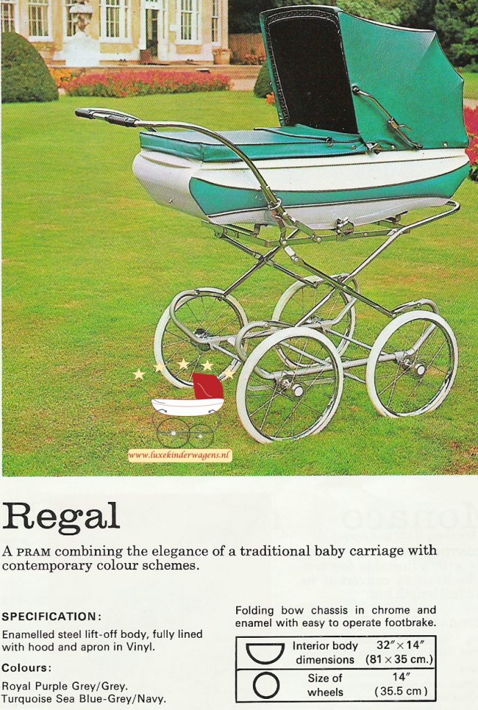 Pedigree Regal 1972