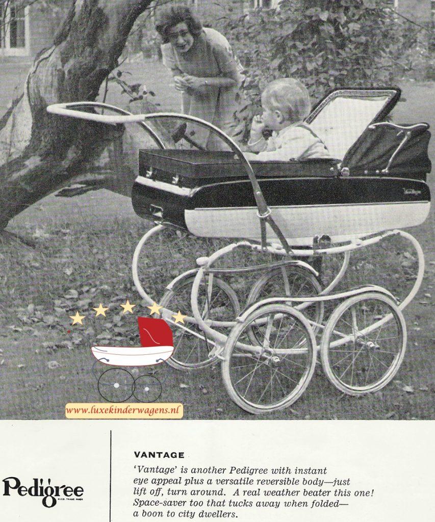Pedigree Vantage 1961