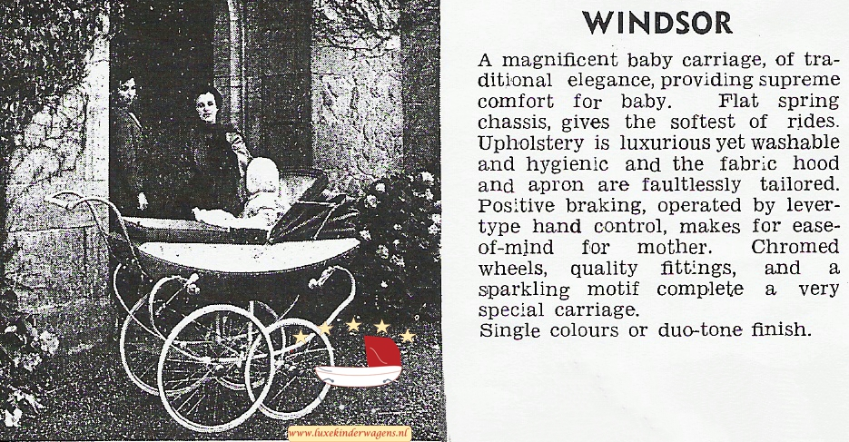 Pedigree Windsor mid60s