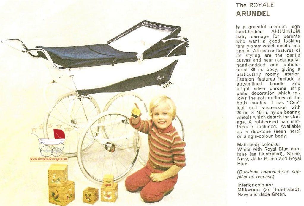Royale Arundel 1960