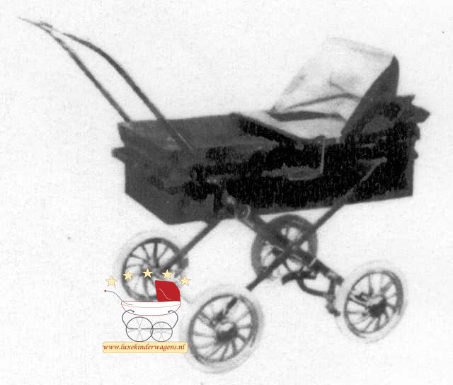 SIlver Cross Poppenwagen Pixie 1968