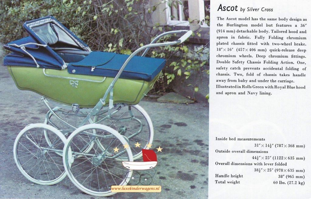 Silver Cross Ascot 1970