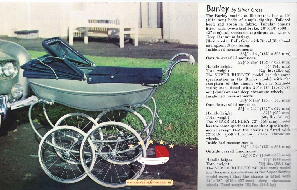 Silver Cross Burley 1970-1971