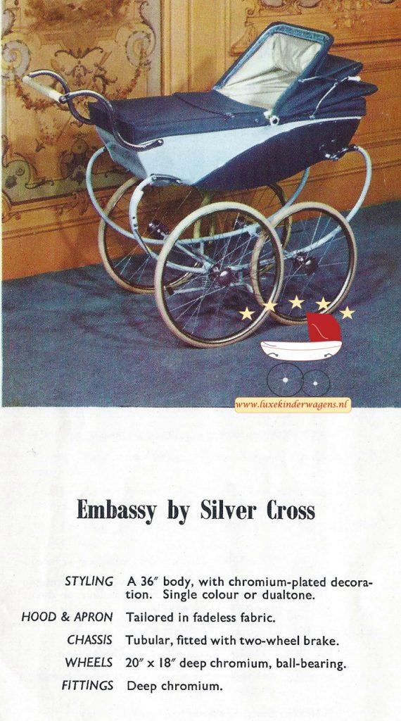 Silver Cross Embassy