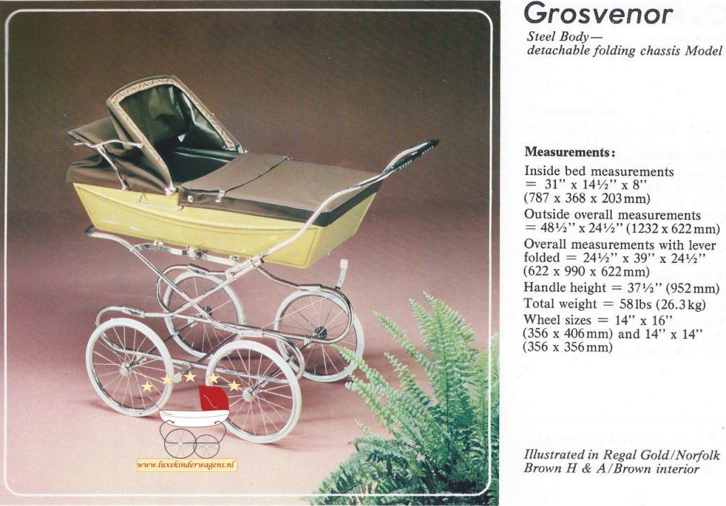 Silver Cross Grosvenor 1979-1983