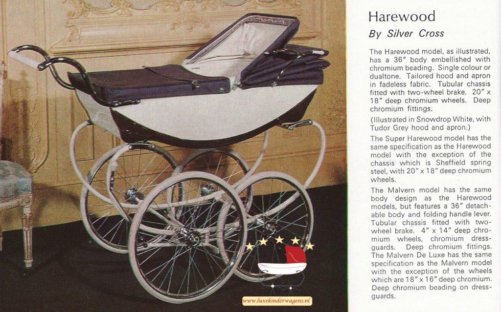 Silver Cross Harewood-Malvern 1968