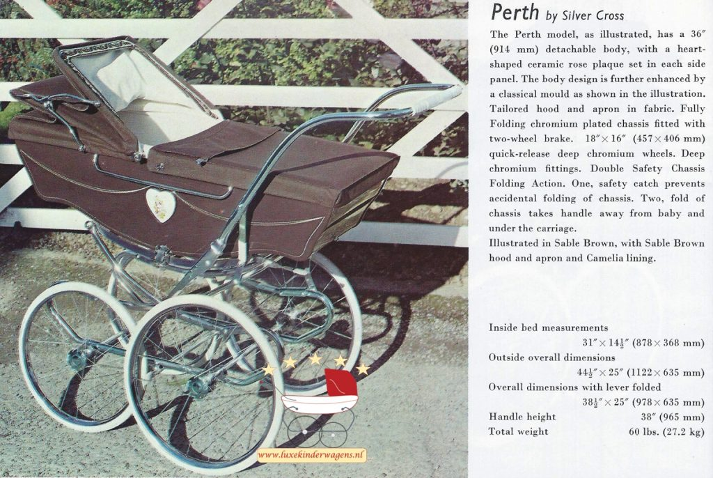 Silver Cross Perth 1970