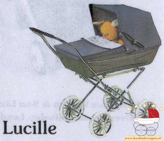 Silver Cross Poppenwagen Lucille 1981-1982