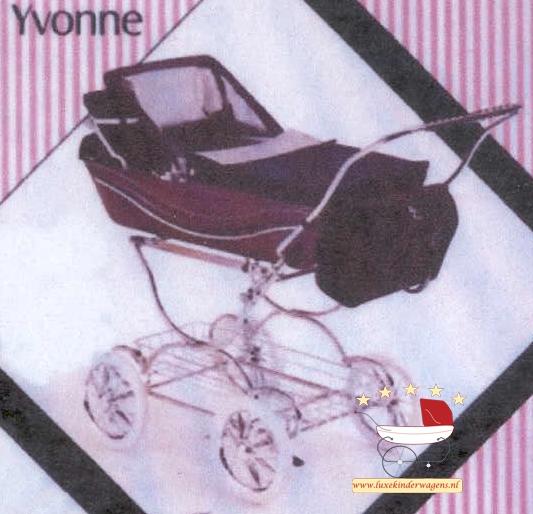 Silver Cross Poppenwagen Yvonne 1984