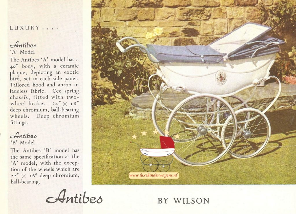 Wilson Antibes 1963