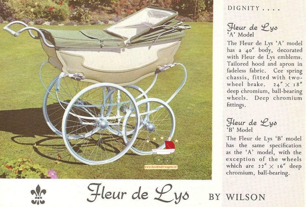 Wilson Fleur de Lys2 1963