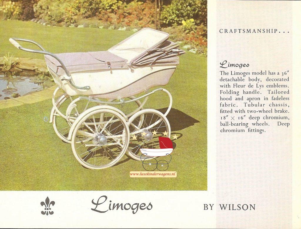 Wilson Limoges 1963
