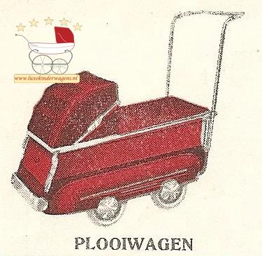 Plooiwagen